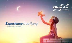Strategie Antreprenoriat Creatie Comunicare Blue Air